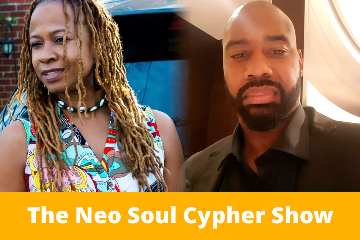The Neo Soul Cypher Radio Show with Quash and Regina